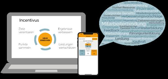 Incentivus App_Softwareentwicklung & Automatisierung für Maschinenbau und Industrie Marcel Krull- Software