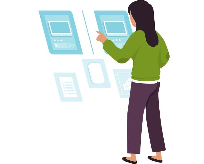 Leistungen: Automatisierung, Softwareenwicklimg